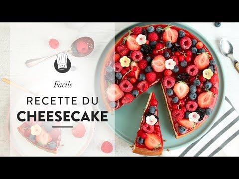 la-recette-facile-du-cheesecake-aux-fruits-rouges-!-😍