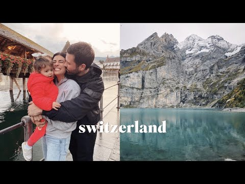 OMG SWITZERLAND! // TRAVEL VLOG