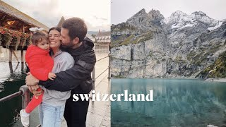 OMG SWITZERLAND! // TRAVEL VLOG