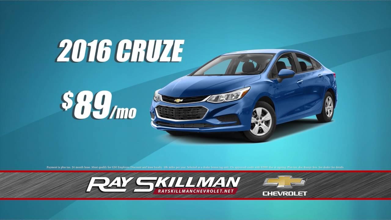 Ray Skillman Chevrolet >> Ray Skillman Chevrolet - YouTube