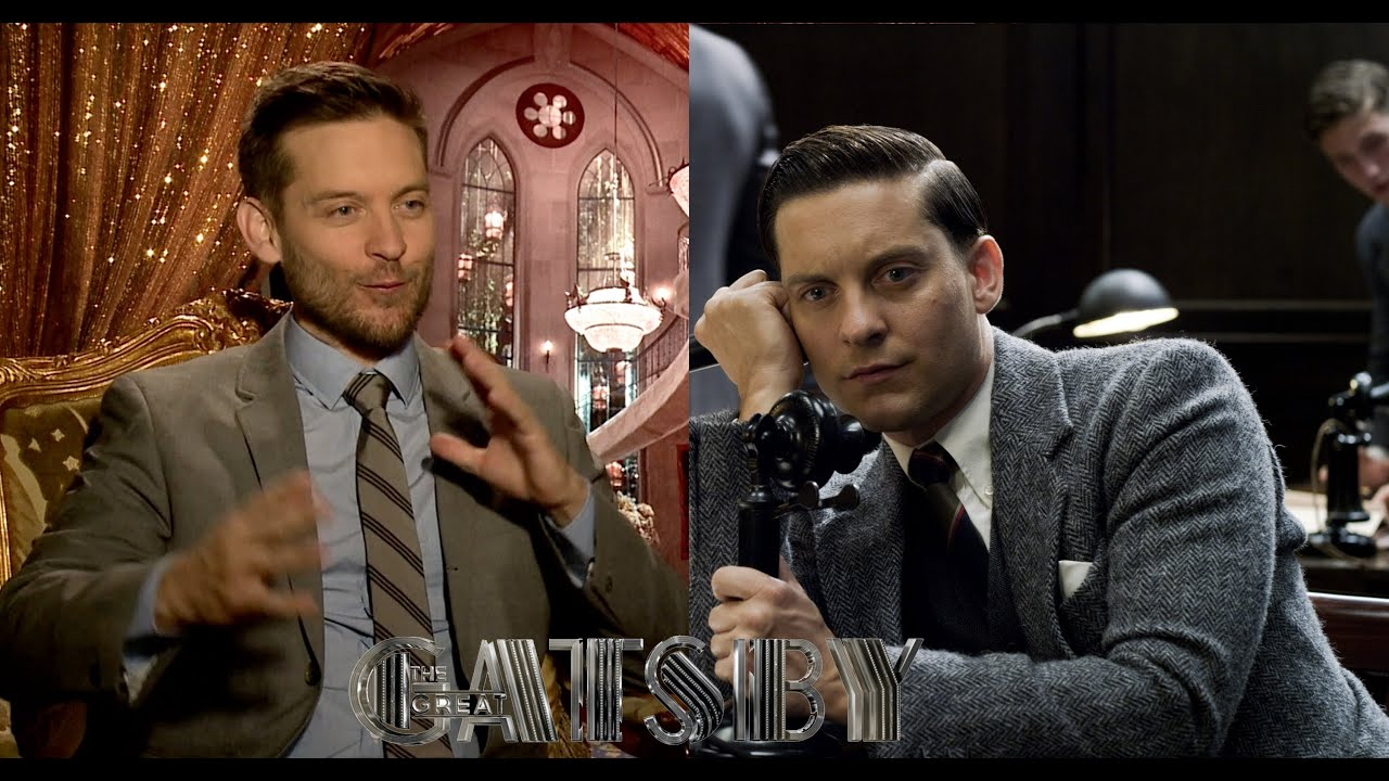 The Great Gatsby, Tobey Maguire talks about Jay-Z involvement