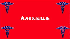 Pronounce Medical Words ― Amoxicillin