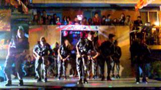Repeat youtube video Names Going Wild in Arlegui St. Quiapo Manila. January. 8, 2013 Champion