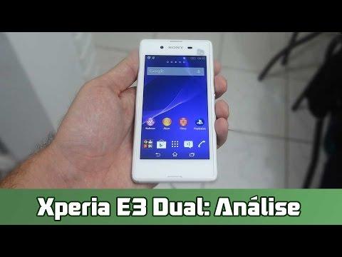 Sony Xperia E3 Dual: Análise completa [Review PT-BR]