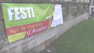 8ème Festi Santé - Édition 2016 sur les Terreaux Vauban d'Avallon (89)