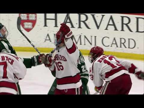 Recap: Harvard Men's Ice Hockey vs. Dartmouth - ECAC Quarterfinals Game 2