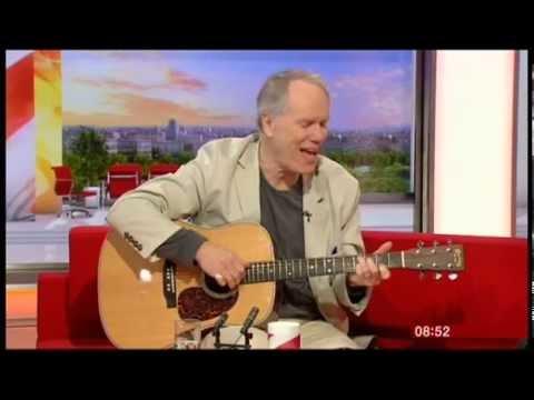 BBC BREAKFAST-LOUDON WAINWRIGHT III INTERVIEW-BBC 1- 23.APRIL.2013