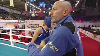 AIBA Women's World Boxing Championships New Delhi 2018 - Session 1A