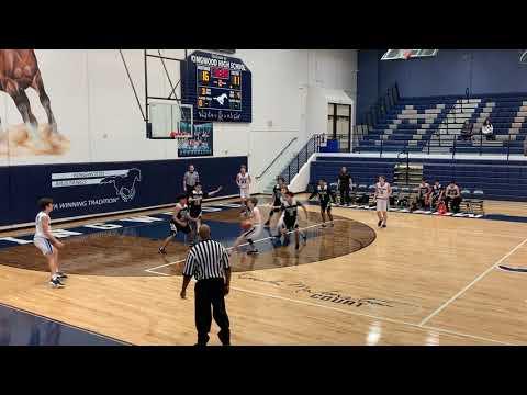 2020 01 17 Kingwood High School (KHS) v Sam Rayburn High School 9th grade basketball