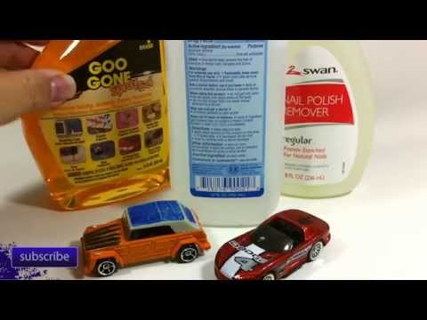 Liquid Paint Remover For Cars