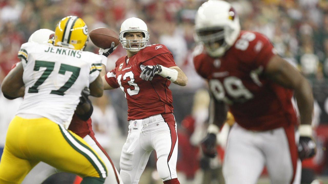 Green Bay Packers vs  Arizona Cardinals | 2009 NFC Wild Card Game Highlights