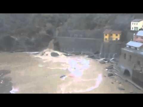 Alluvione a Vernazza  Video mai visto!!!!!