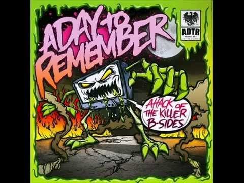 A Day To Remember - Right Where You Want Me To Be  (LYRICS)
