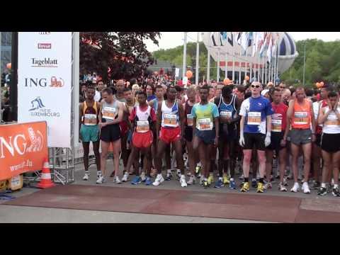 Luxembourg Marathon 2010