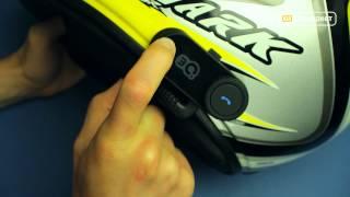 Видео обзор Bluetooth гарнитуры 3Q Motocom MBSA1001-FB от Сотмаркета