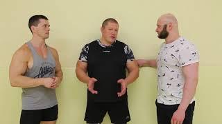 Максим Новоселов и Шреддер - Может ли качок быть бойцом? Мма Бокс Борьба - нужны ли мышцы?