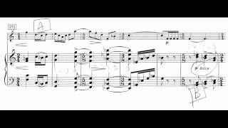 Halsey Stevens - Sonata for Trumpet and Piano: I. Allegro moderato