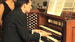Arnold Schoenberg: Variations on a Recitative for Organ (in D), op. 40 (1941)
