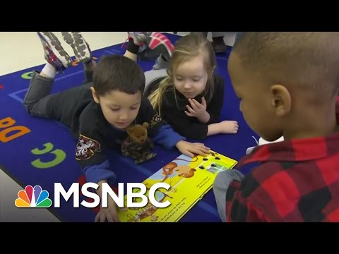 Tragic Impact Of Lead Poisoning On Kids: Flint Water Crisis | Rachel Maddow | MSNBC