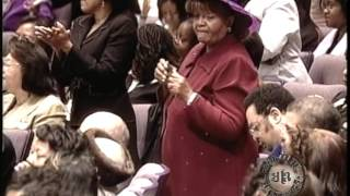 bishop ge patterson your answer is knocking at the door