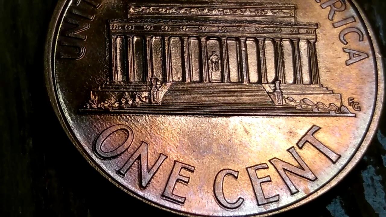 1993 penny DD reverse epuribus unum
