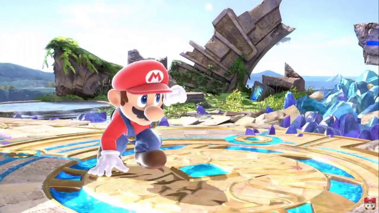 'Super Smash Bros. Ultimate' Blockbuster Reveal: Minecraft Steve Is ...