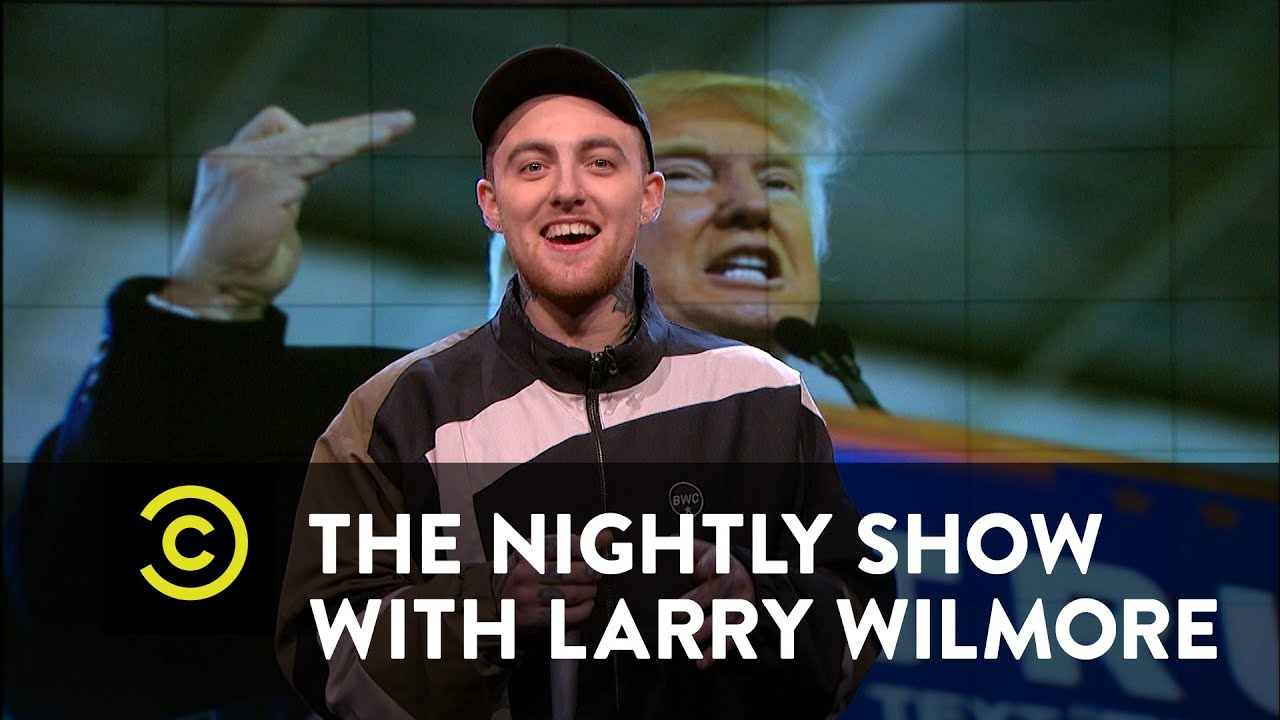 Download The Nightly Show - Mac Miller Unloads on Donald Trump