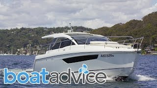Sealine S330 - 33ft Sports Cruiser
