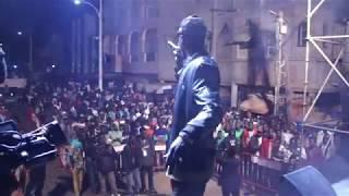 ASHS THE BEST enflamme le FESTIVAL Guédiawaye By rap (Edition 2017)