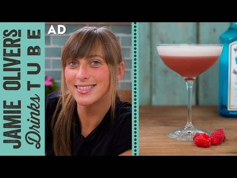 Clover Club Gin Cocktail | Cocktail Kate