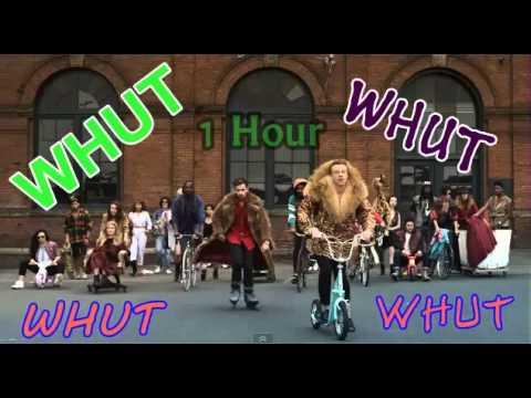 MACKLEMORE & RYAN LEWIS - THRIFT SHOP - Whut 1 Hour