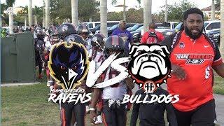 Battle YNC ABA Bulldogs vs Miami Gardens Ravens 11U Full Highlights
