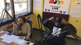 Reelblack Radio - Jordan Rock Uses Tinder to Avoid Harassment Charges 12/1/2017