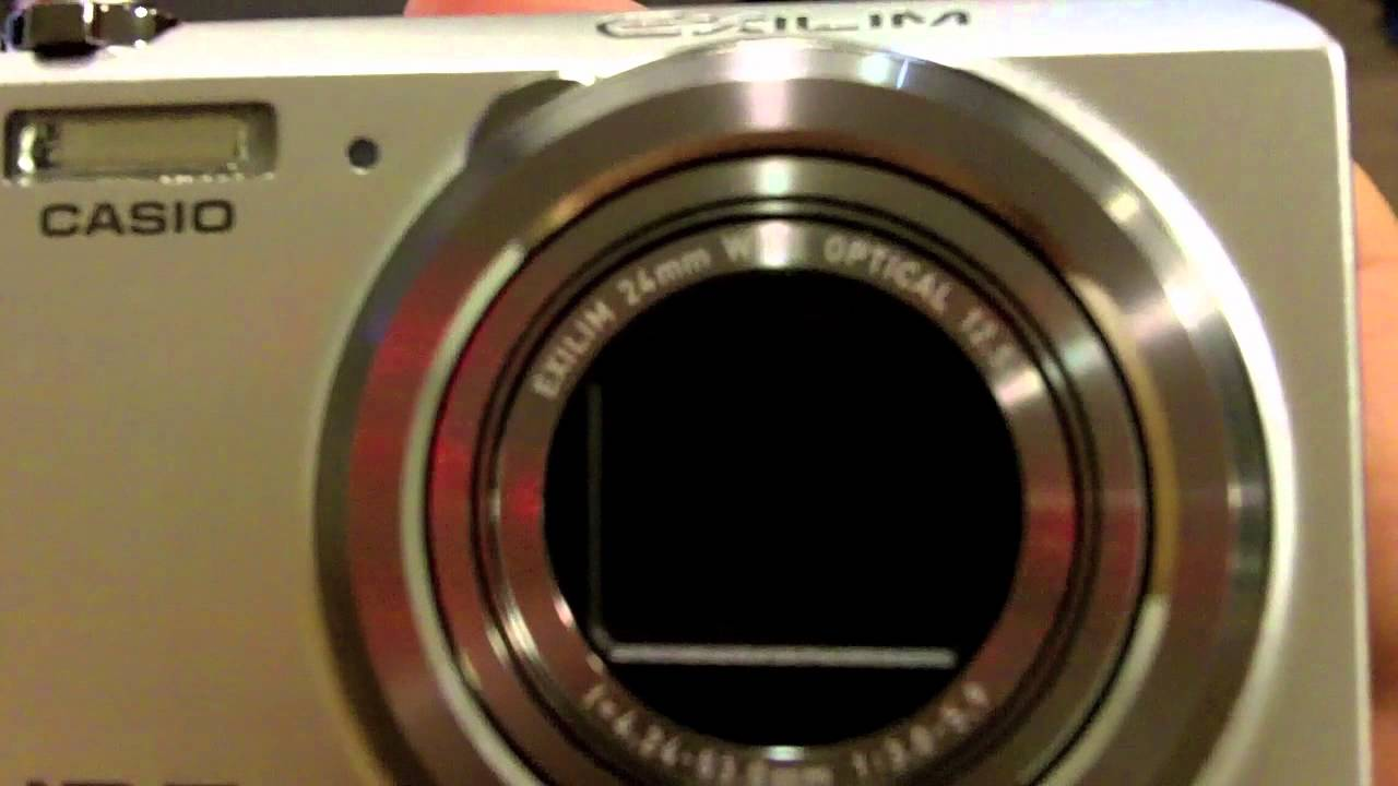 Casio EX-ZS100 Camera Driver Windows 7