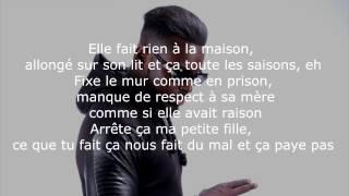 KeBlack - Bazardée (Paroles HD)