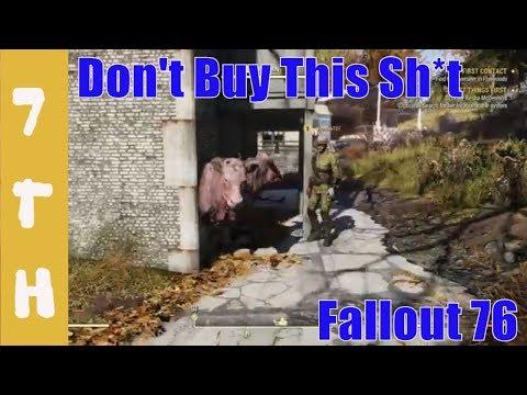 Don't Buy This Sh*t - Fallout 76 (PS4) thumbnail