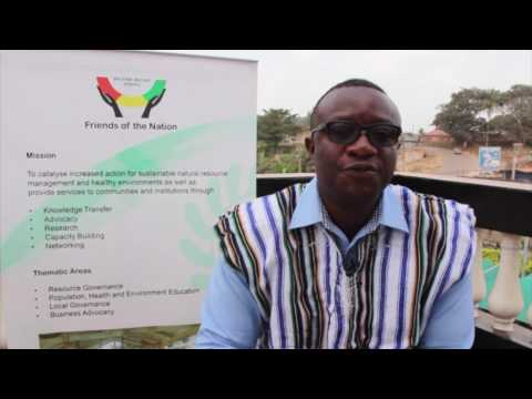 IIED ASM dialogues in Ghana: Edward Kwasi Akuoko