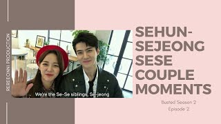 191109 SEHUN SEJEONG MOMENTS BUSTED 2 EPISODE 2
