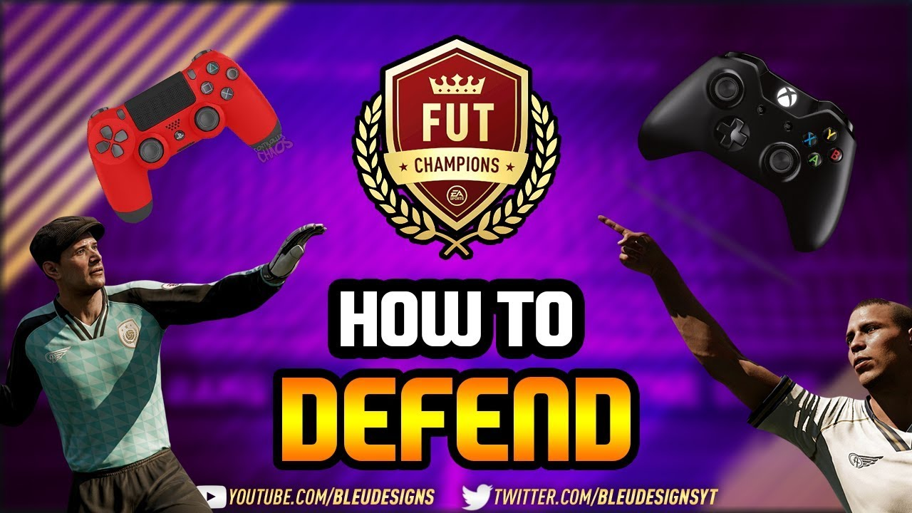 Fifa 18 Defending
