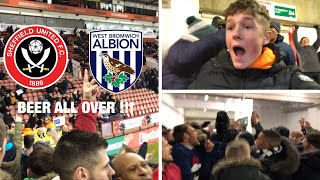 TITLE RACE *VLOG* Sheffield United vs West Brom