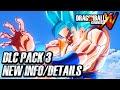 Dragon Ball Xenoverse PS3 DLC Pack 3 Release Resurrection F Details Screenshots