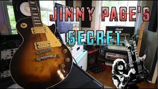 The Secret To Sounding Like Jimmy Page