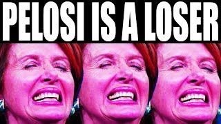 Democrats Panic and want Nancy Pelosi OUT  (She is Toxic)