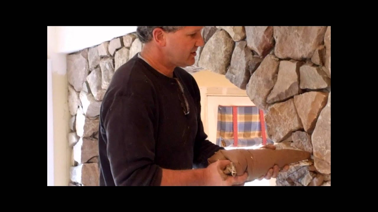 Finished Basement Stone Veneer How To Build Stone Arch By