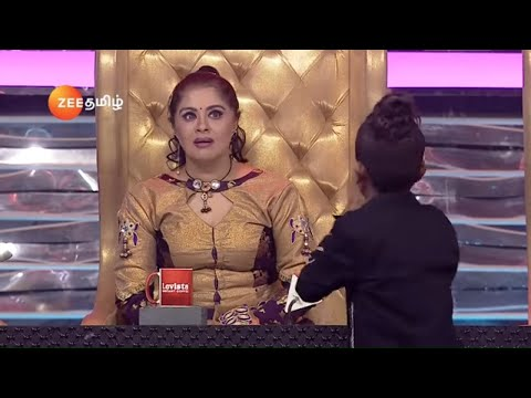 Dance Jodi Dance Juniors Season 1 | Ep 26 | Feb 17, 2019 | Dharshan Nowfal - Performance | Zee Tamil