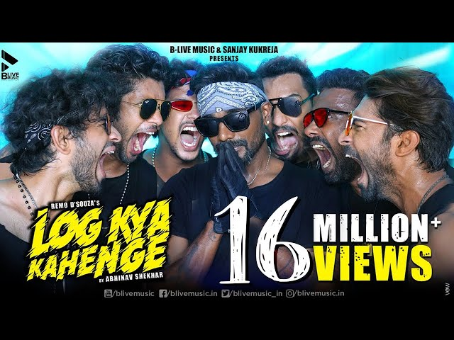New Hindi Song 2020 | Log Kya Kahenge | Official Video | Remo D'Souza | Abhinav Shekhar