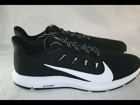 unboxing-running-shoes-nike-quest-2-original