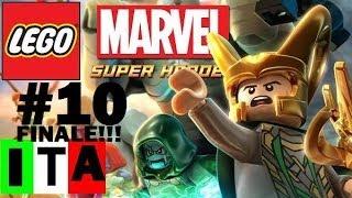 Un Finale più che Lungo... Smisurato!_Lego Marvel Superheroes #10_Let