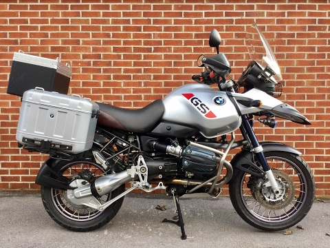 BMW R1150 GS Adventure, www.ridersmotorcycles, stk# 23190