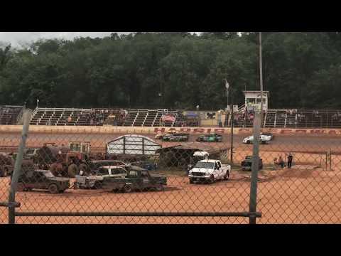 Stock 4 Harris Speedway 5/27/18